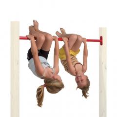 Barre de gymnastique en métal 90 cm